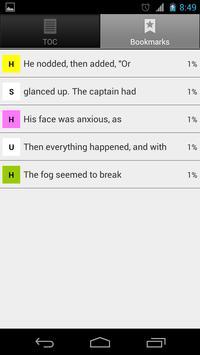Ultimate Reader apk screenshot