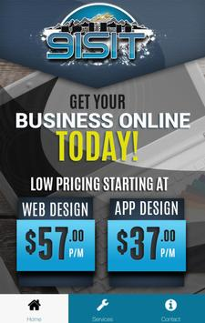 915IT Small Business Marketing poster