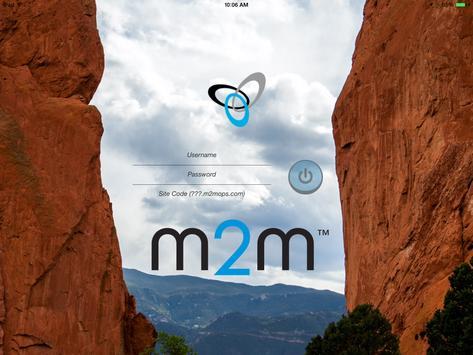 M2M poster