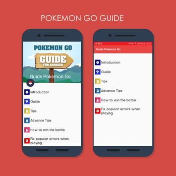 Latest Guide Pokemon Go Guide apk screenshot