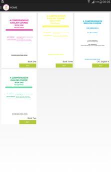 SnowCone E-Text apk screenshot