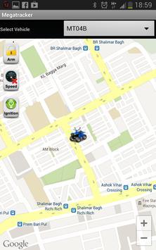 MegaTracker apk screenshot