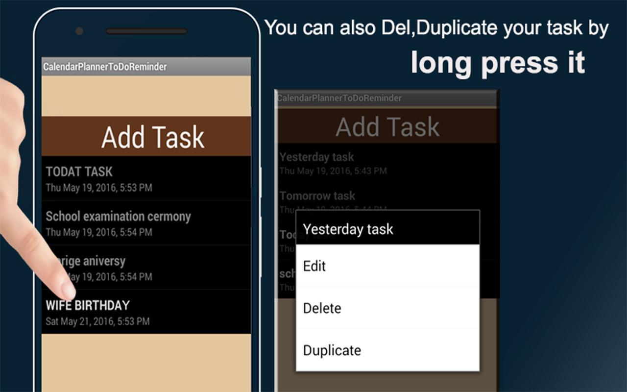 Calendar Planner Scheduling Apk : Calendar planner todo reminder apk download free