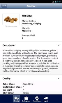 Agrico Potato apk screenshot