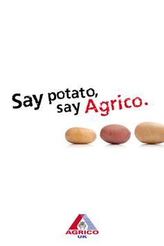 Agrico Potato poster