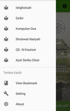 Yasin Fadillah apk screenshot