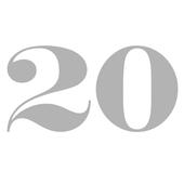 Twenty: Stand up every 20 mins icon