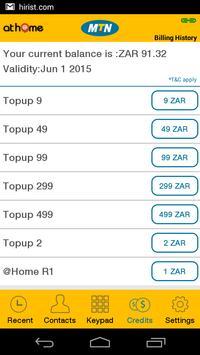 MTN @home apk screenshot