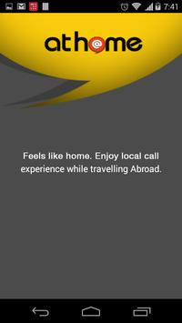 MTN @home poster