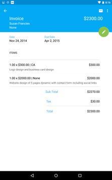 acclux accounting apk screenshot