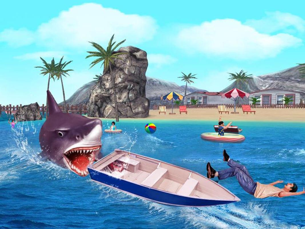 hungry predator shark apk action game for android hungry predator shark apk screenshot