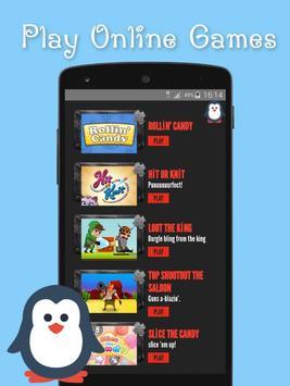 Penguin Web Browser poster