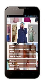 Fashion Busana Muslimah poster