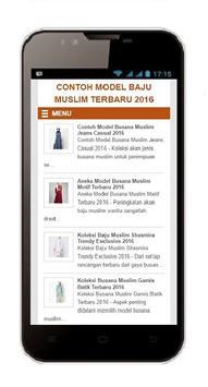 Fashion Busana Muslimah apk screenshot
