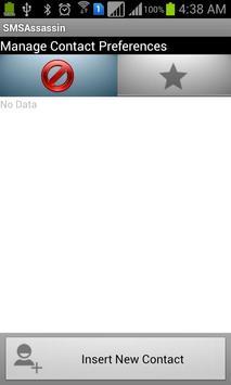 SMSAssassin apk screenshot