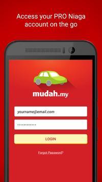 Mudah.my PRO Niaga Cars poster
