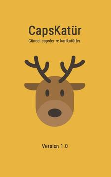 CapsKatür - Güncel Capsler poster