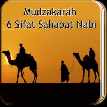 Mudzakarah 6 Sifat Sahabat apk screenshot