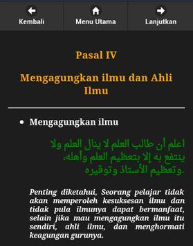 Taklim Muta Alim poster
