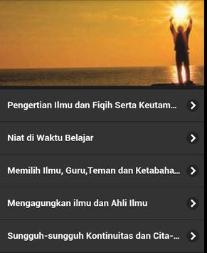 Taklim Muta Alim apk screenshot