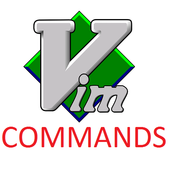 VIM Commands/CheatSheet icon
