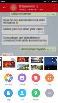 Türkçe Telegram apk screenshot