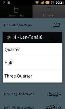 13 Line Quran App apk screenshot