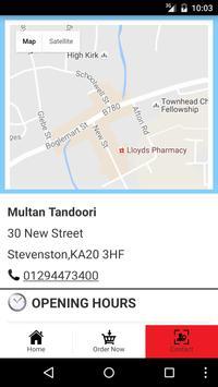 Multan Tandoori apk screenshot