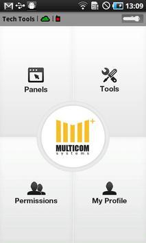 Multicom Tech Tools poster