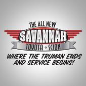 Savannah Toyota and Scion icon