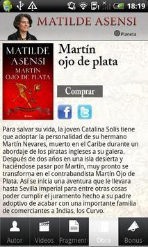 Matilde Asensi. Toda su obra apk screenshot