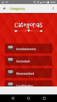Frases Celebres Diarias apk screenshot