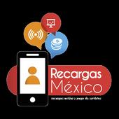 Recargas Mexico icon