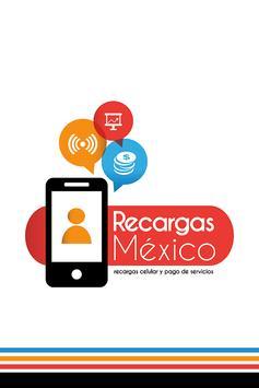 Recargas Mexico poster