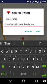 Poke Radar Find for Pokemon GO apk screenshot