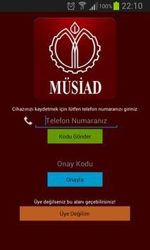 Çorum Müsiad poster