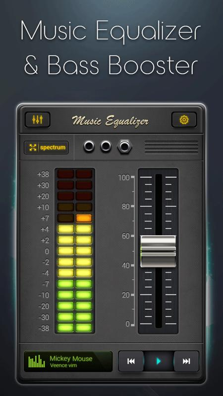 How To Install Equalizer To Amplifier >> Equalizer - Music Bass Booster APK Download - Free Music & Audio APP for Android | APKPure.com