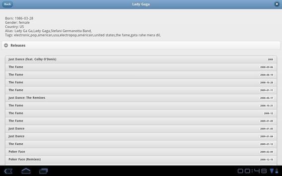 MusicGapp apk screenshot