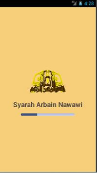 Syarah Arbain Nawawi poster