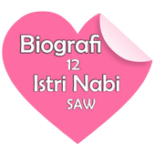 Biografi Istri Nabi SAW icon