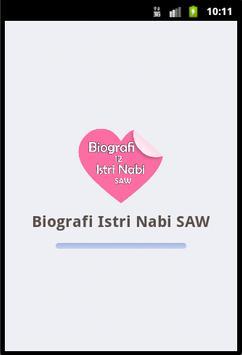 Biografi Istri Nabi SAW poster