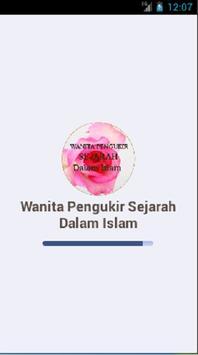 Wanita Pengukir Sejarah Islam poster