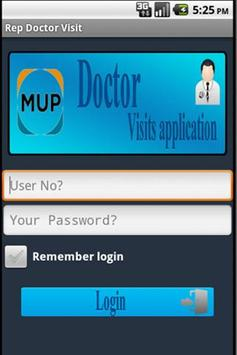 MUP Doctor Location poster