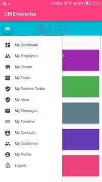GBI Enterprise apk screenshot