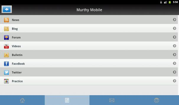 MurthyApp apk screenshot