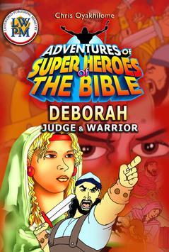 Deborah; Judge and Warrior poster
