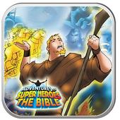 Elijah the Fiery Prophet icon