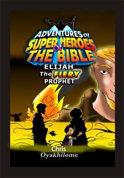 Elijah the Fiery Prophet poster