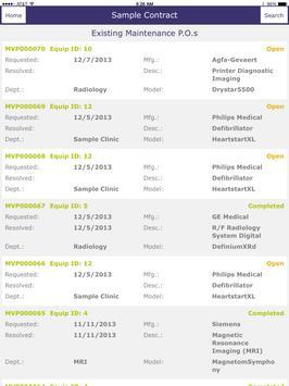 Maintenance Value Plan App apk screenshot