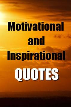 Inspirational Quotes FREE poster